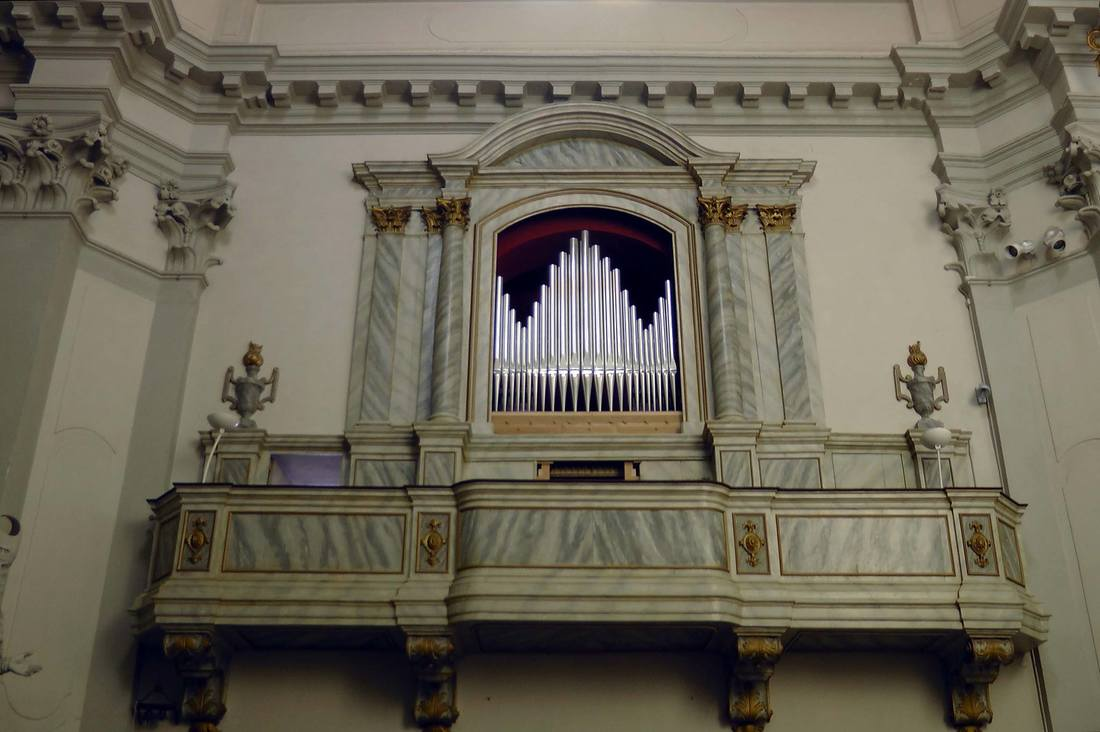 "International organ competition ""Fondazione Friuli"""